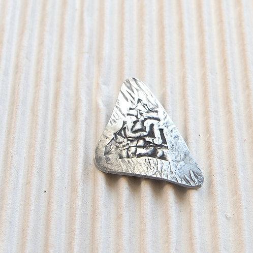 Magnetbrosche aus Titan, ca. 3,5 cm