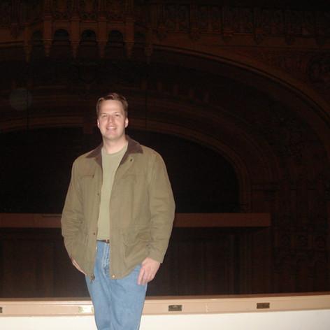 Symphony Hall, San Diego, California.