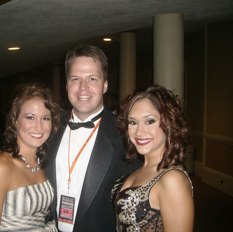 Ottis Redding Tribute Concert in Macon, Georgia. With American Idol Runner Up Diana DeGarmo and Ms. Georgia Runner Up Erina Patterson.
