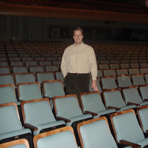 Devod Hall, Grand Rapids, Michigan.
