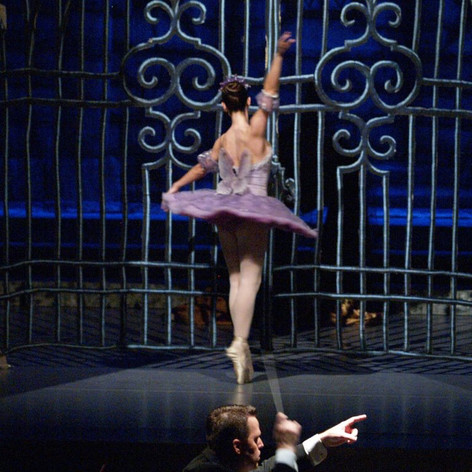 Conducting Sleeping Beauty with the Northeast Atlanta Ballet