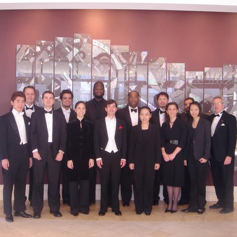 International Conductors Workshop and Competition Participants