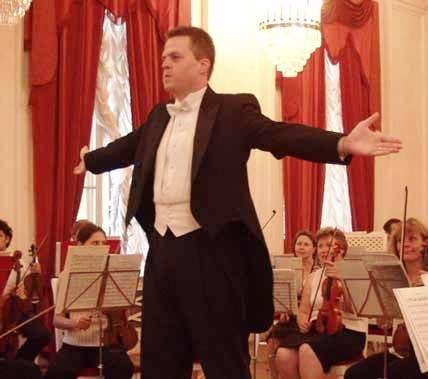 Saint Petersburg Philharmonic Congress Orchestra Concert.