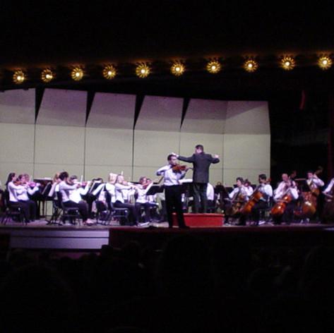 Gainesville Symphony Children's Concert.