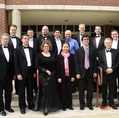 International Conductors Workshop 2007.