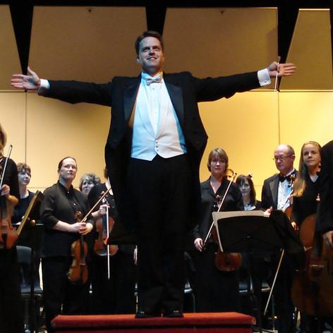 Gainesville Symphony Performance