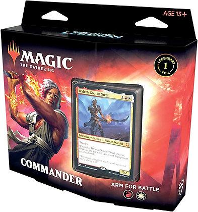 Commander Legends Commander Deck – Arm For Battle