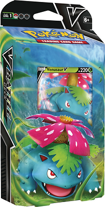 Pokemon TCG: V Battle Decks - Venusaur V