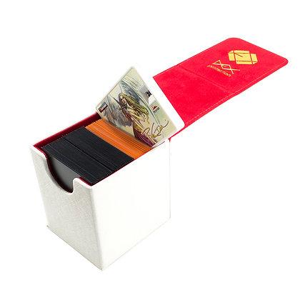Creation Line Deck Box: Small - White