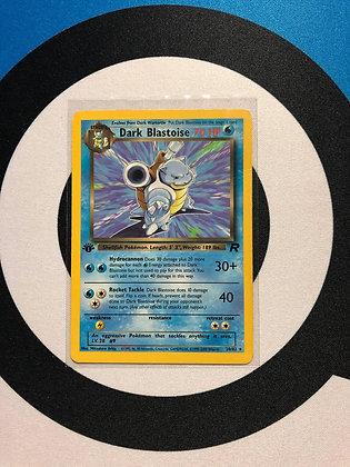 Dark Blastoise (Team Rocket 1st Edition)
