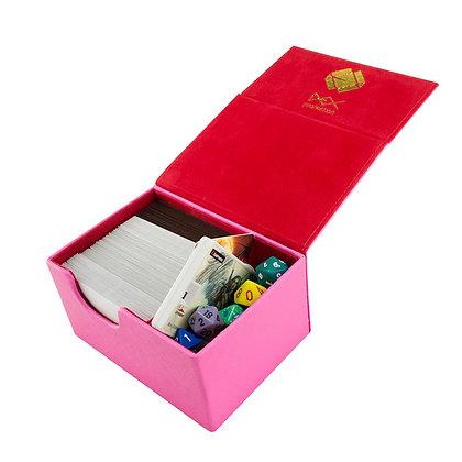 Creation Line Deck Box: Medium - Pink