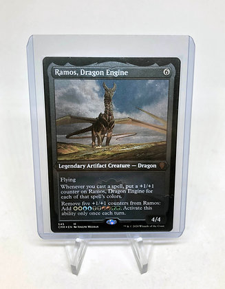 Ramos, Dragon Engine (Foil Etched)