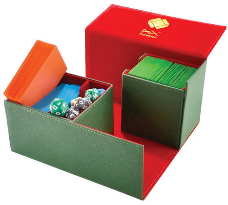 Creation Line Deck Box: Large - Green