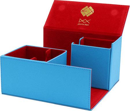 Creation Line Deck Box: Large - Blue
