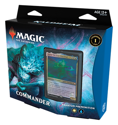 Kaldheim Commander Deck – Phantom Premonition