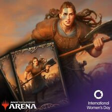 International Woman's Day MTG Arena Sleeves Code
