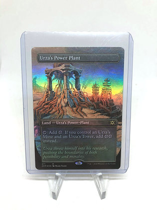 Urza's Power Plant (Borderless Foil)