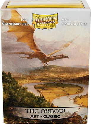 Dragon Shields: (100) Art Sleeves Classic The Oxbow