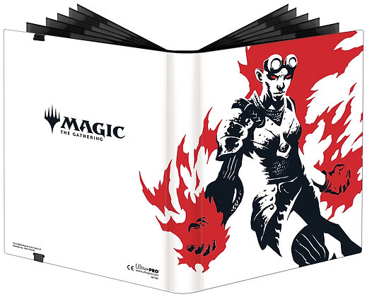 Magic the Gathering: 9-Pocket PRO Binder - Chandra