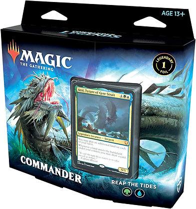 Commander Legends Commander Deck – Reap The Tides