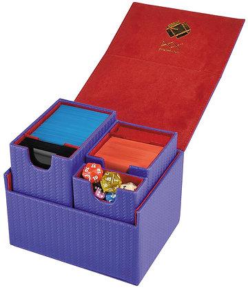 ProLine Deck Box: Large - Purple