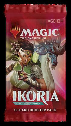 Ikoria: Lair of Behemoths - Booster Pack