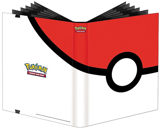 Pokemon: Pokeball Full-View PRO Binder