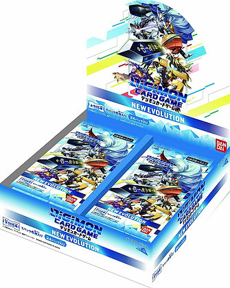 Digimon TGC: Release Special Booster Display Ver. 1.0
