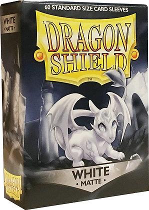 Dragon Shields: (60) Matte White