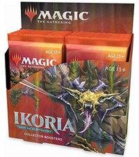 Ikoria: Lair of Behemoths - Collector Booster Display Box