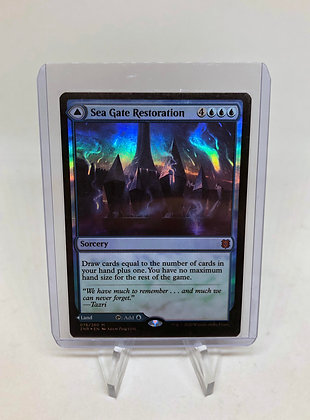 Sea Gate Restoration // Sea Gate, Reborn (Foil)