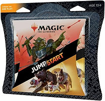 Jumpstart Multipack 4 Booster Packs
