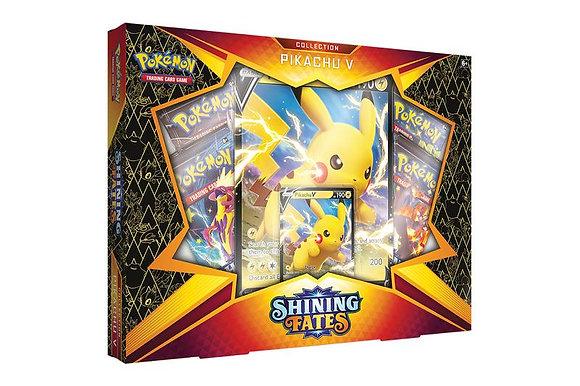 Pokemon TCG: Shining Fates Collection - Pikachu V