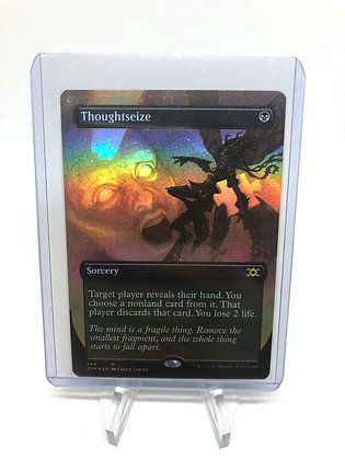 Thoughtseize (Borderless Foil)