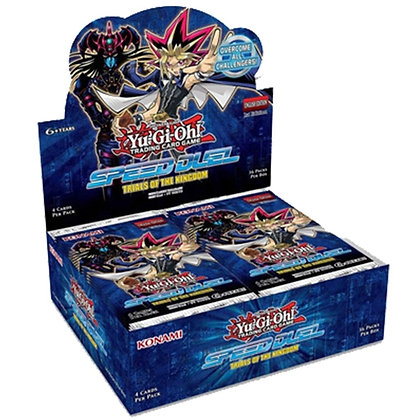 Yu-Gi-Oh! TCG Speed Duel - Trials of the Kingdom Booster