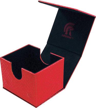 Dragonhide Hoard V2 Deck Box Red