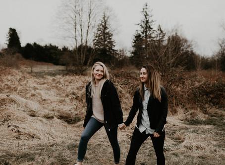 Engagement Series: Melissa + Katy