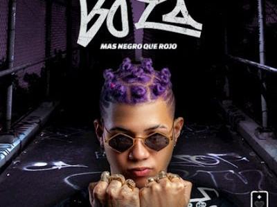 """El Boza estrena su nuevo EP """"Mas Negro Que Rojo"""""""
