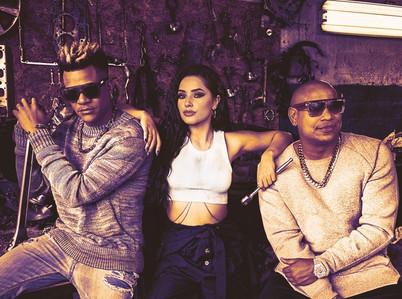 """""""Muchacha"""" de Gente de Zona y Becky G, obtuvo la certificación de ventas Platino"""