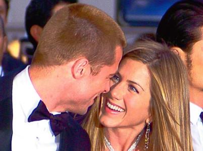 ¿Qué? Brad Pitt y Jennifer Aniston están en plan de reconciliación