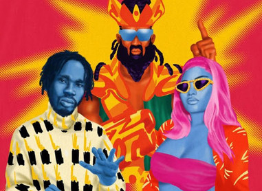 "Major Lazer estrena junto a Mr. Eazy ""OH MY GAWD"""