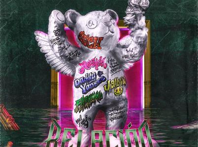 """Rosalía, J-Balvin, Daddy Yankee y Farruko juntos en """"Relación Remix"""" de SECH"""
