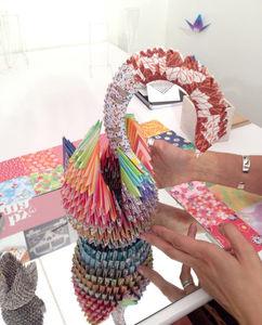 kids origami instructions easy: origami turkey | 300x242
