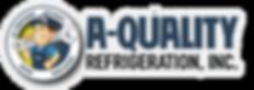 A-Quality Refrigeration Logo