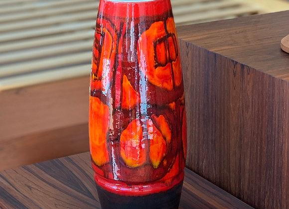 """Vase en céramique Poole """"England"""""""