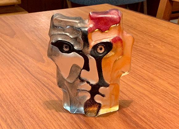 Sculpture de verre Mats Jonasson