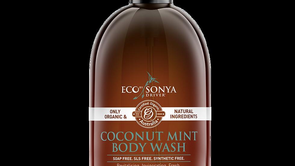 ECOTAN Coconut Mint Body Wash