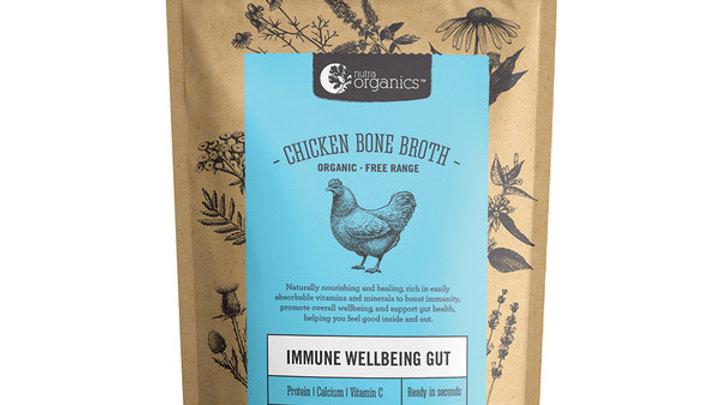 NutraOrganics Chicken Bone Broth Homestyle Original 100gm