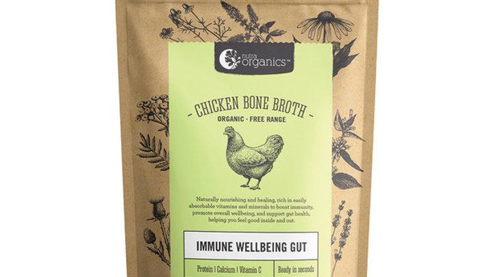 NutraOrganics Chicken Bone Broth Garden Herb 100gm