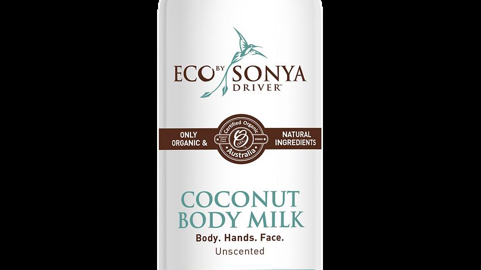 ECOTAN Coconut Body Milk
